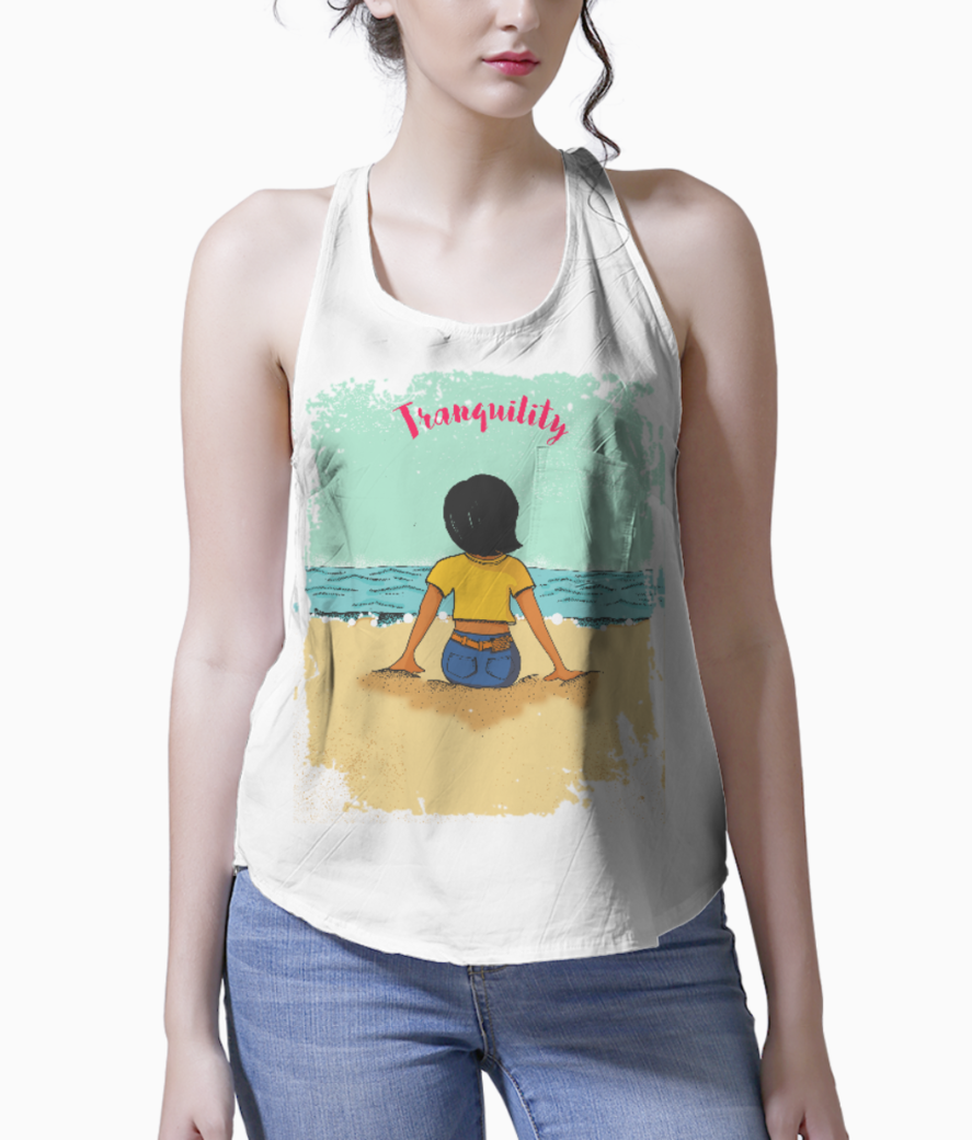 Zooey tranquil 3 tank front