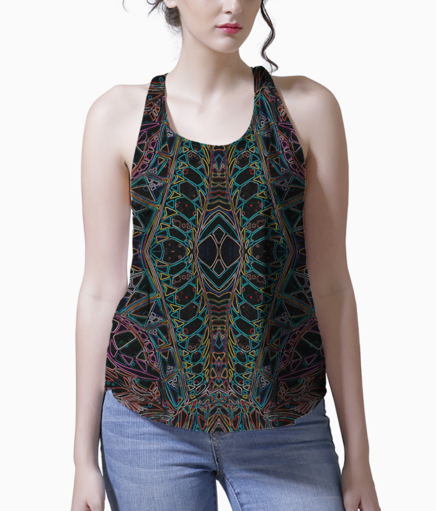 Sly fly 2 tank front