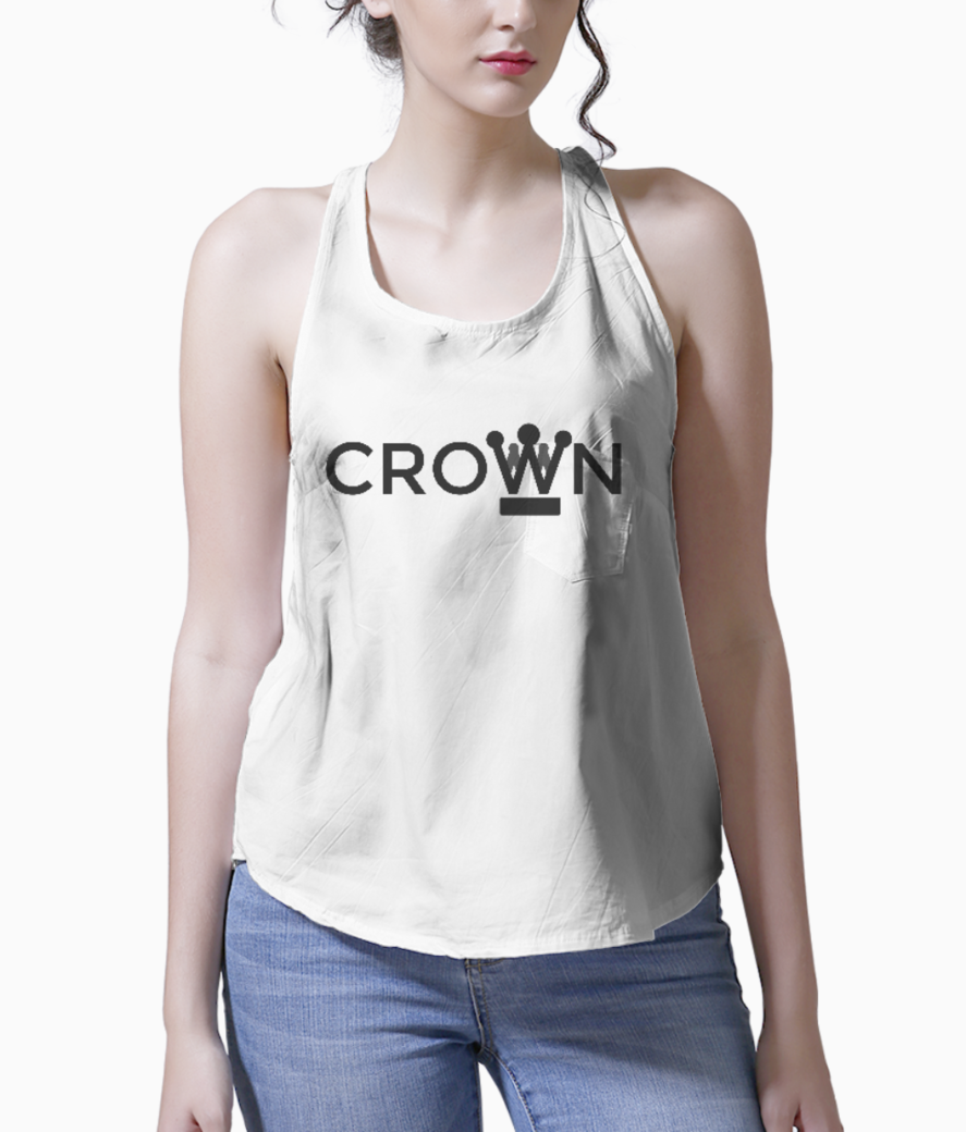 Crown tank front
