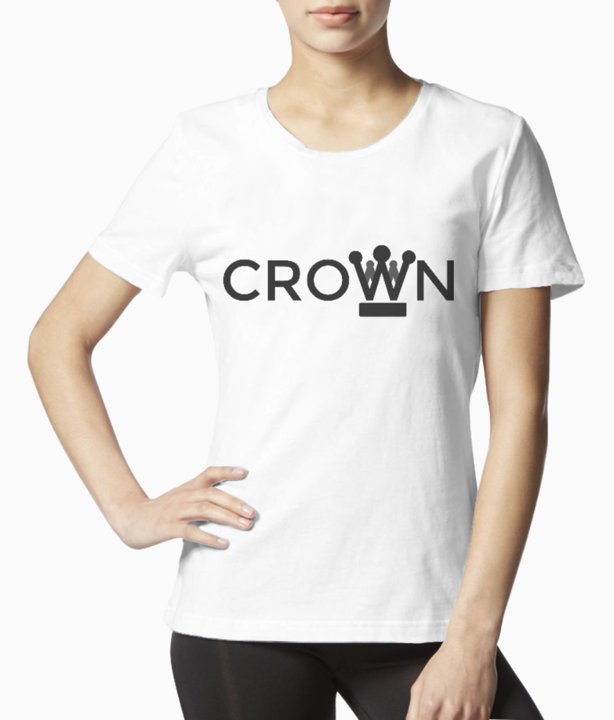 Crown tee front