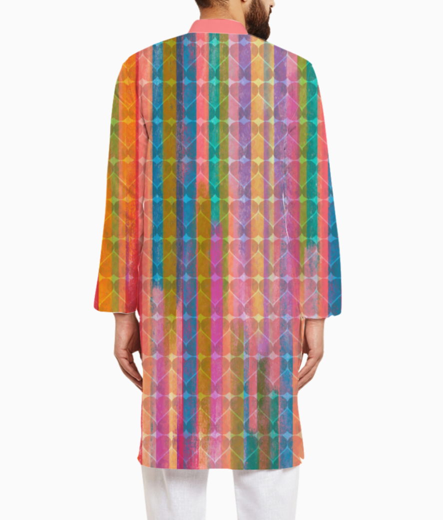 Choctaw kurta back