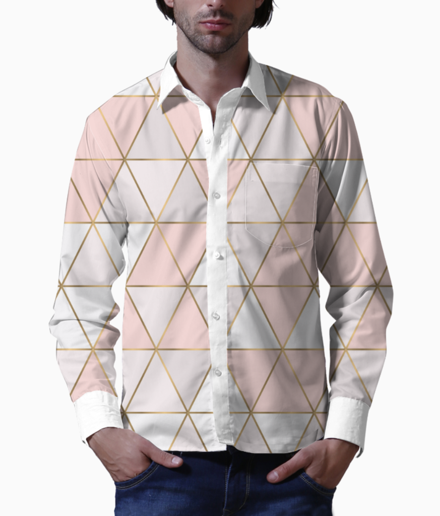 Design 2 basic shirt front