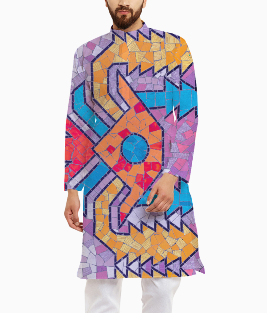Colorshaped kurta front