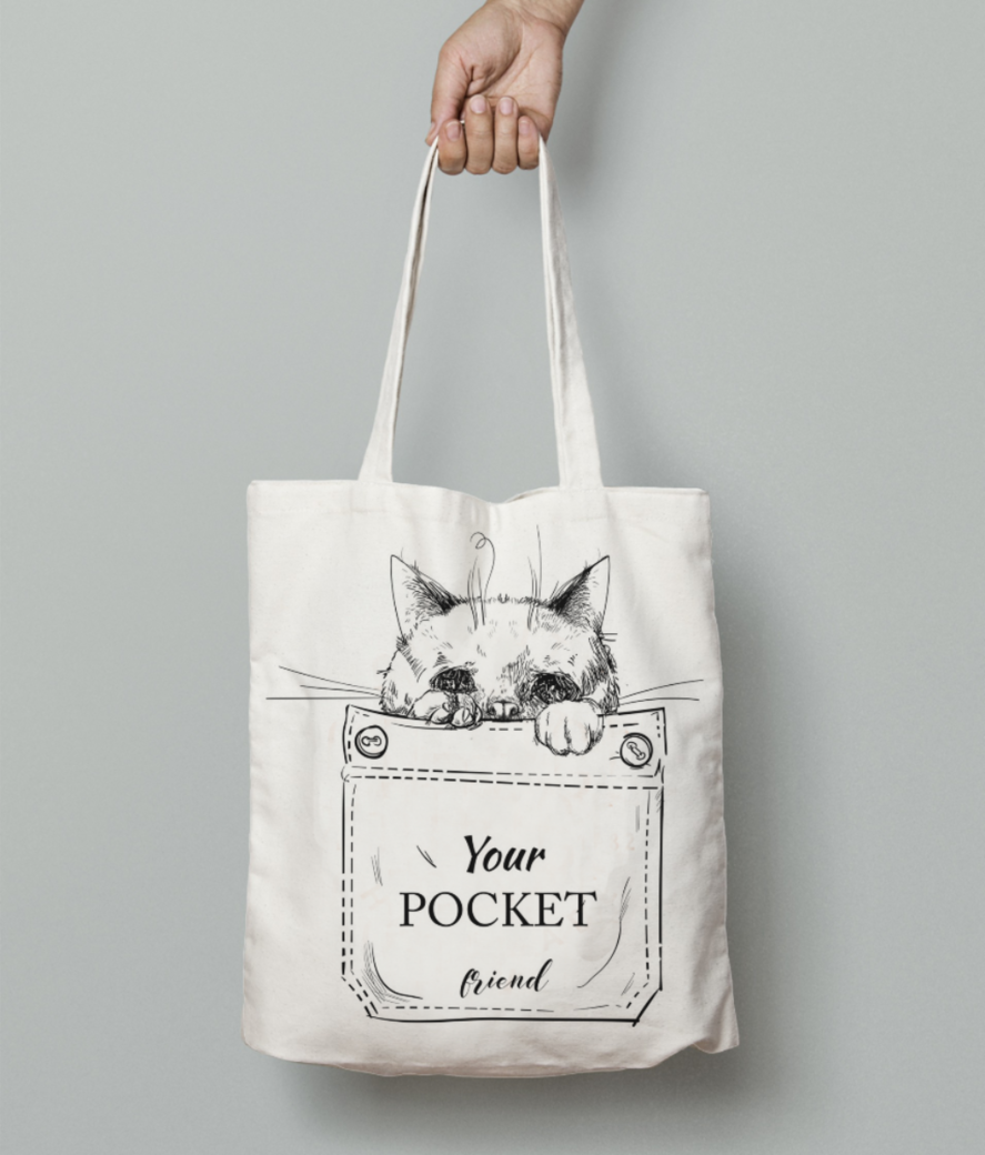 23107705 tote bag front