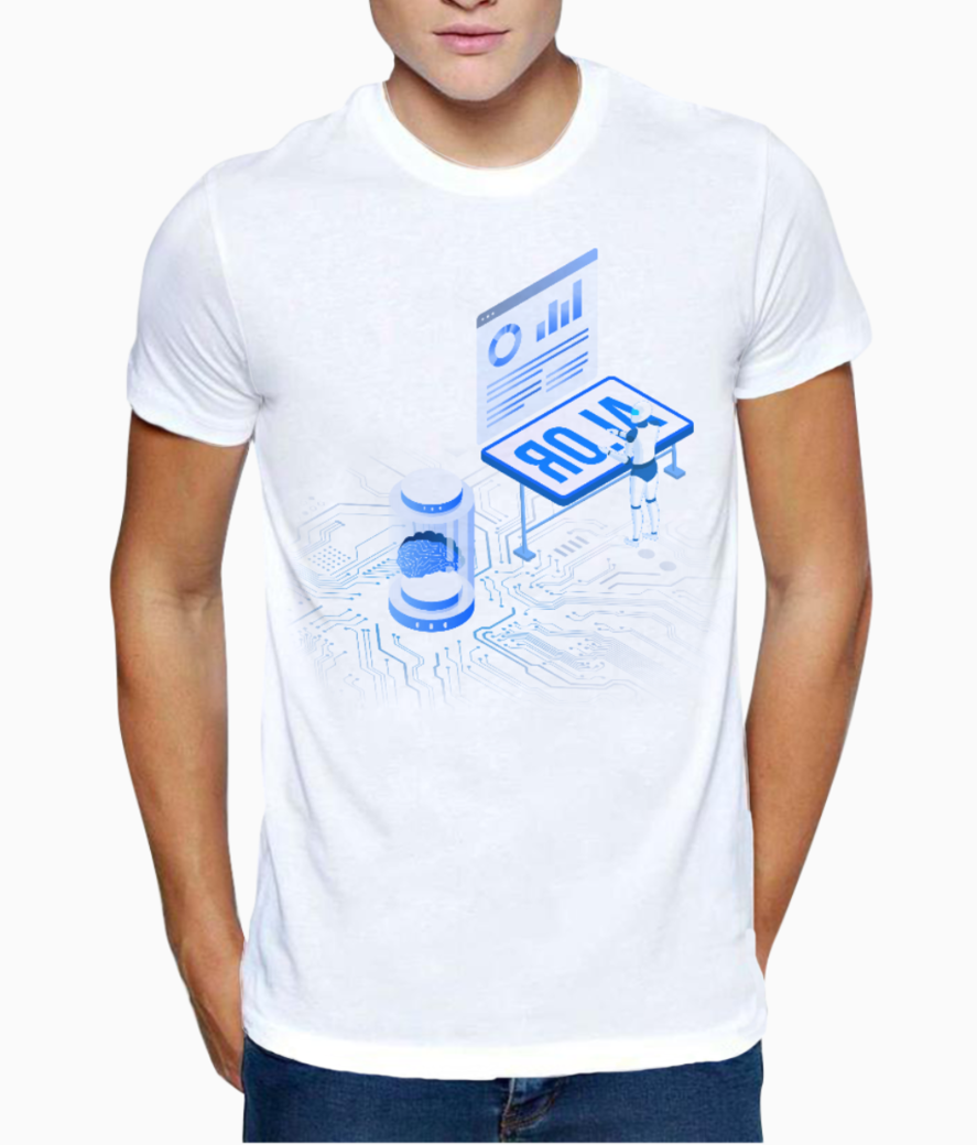 Facebookai2 t shirt front