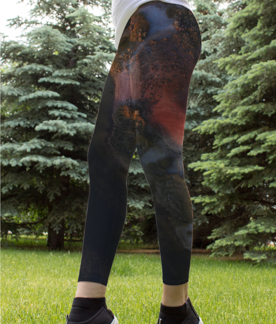 Winter is coming leggings front