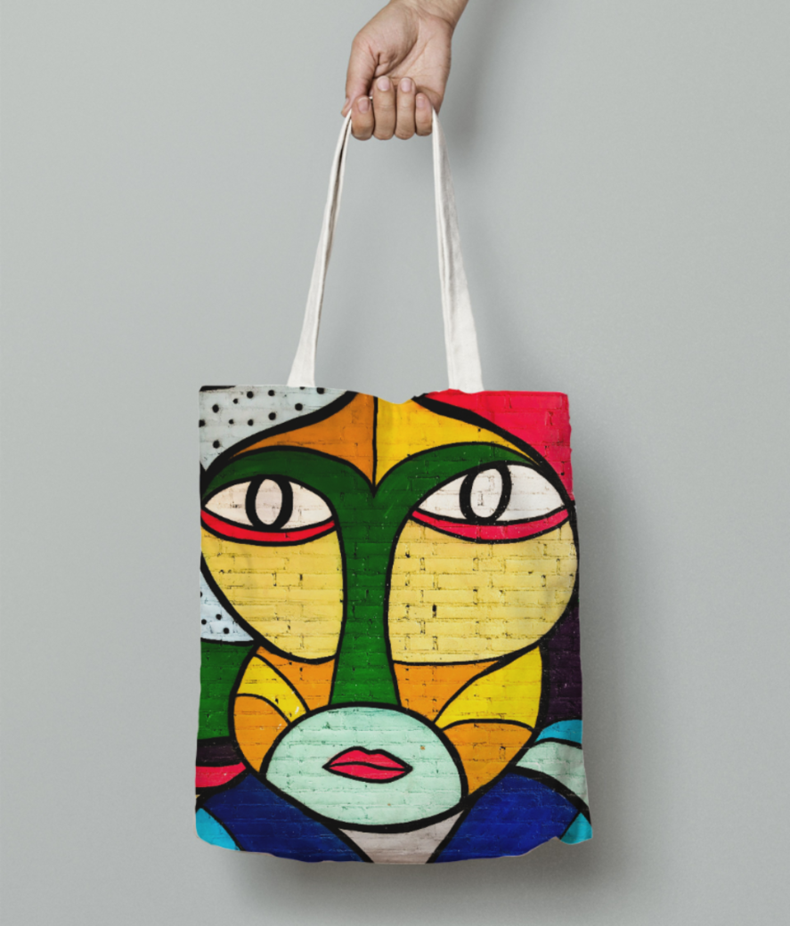 Good looking  tote bag front