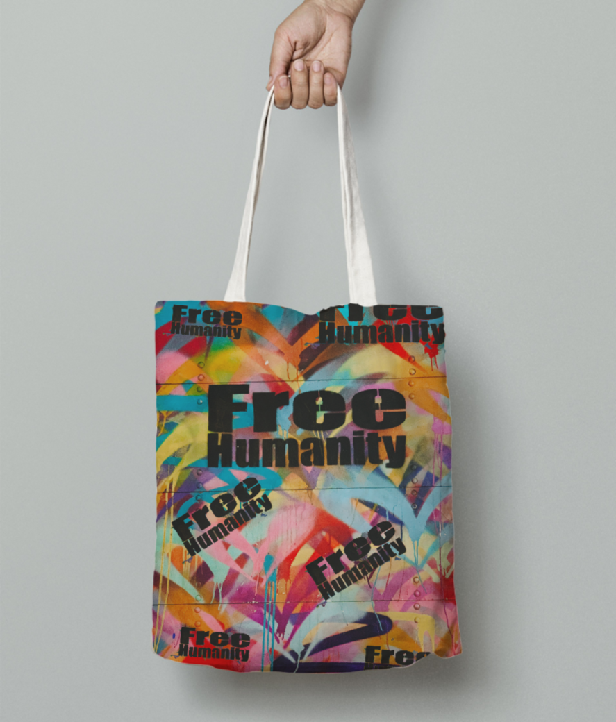 Free tote bag front