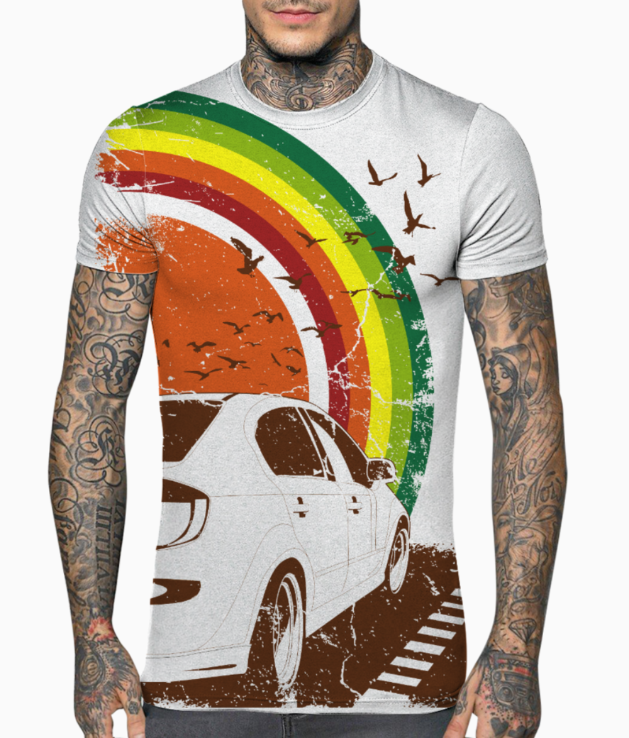 My fantasy car t shirt front