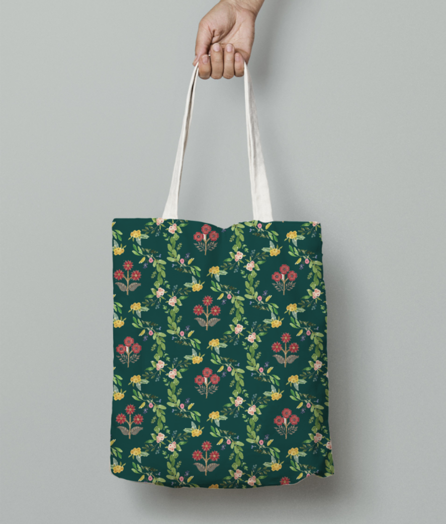 44 tote bag front