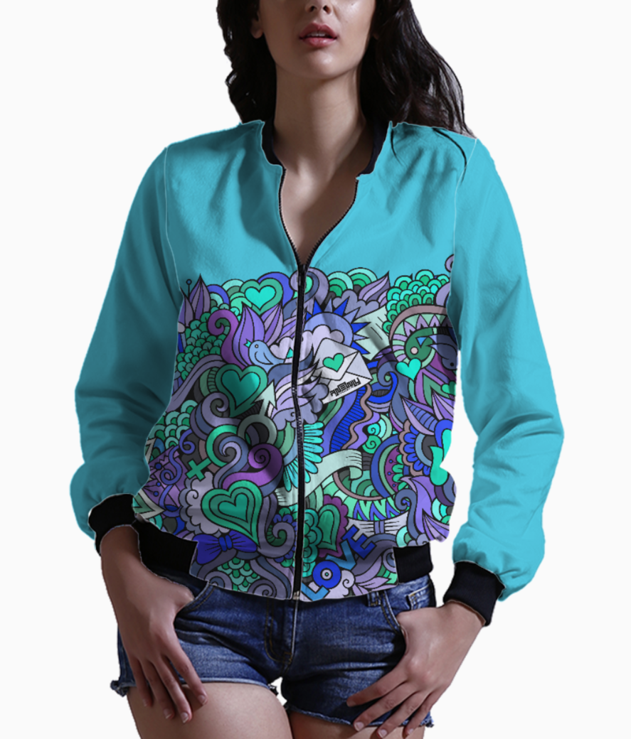 Anewly rds 002a bomber front