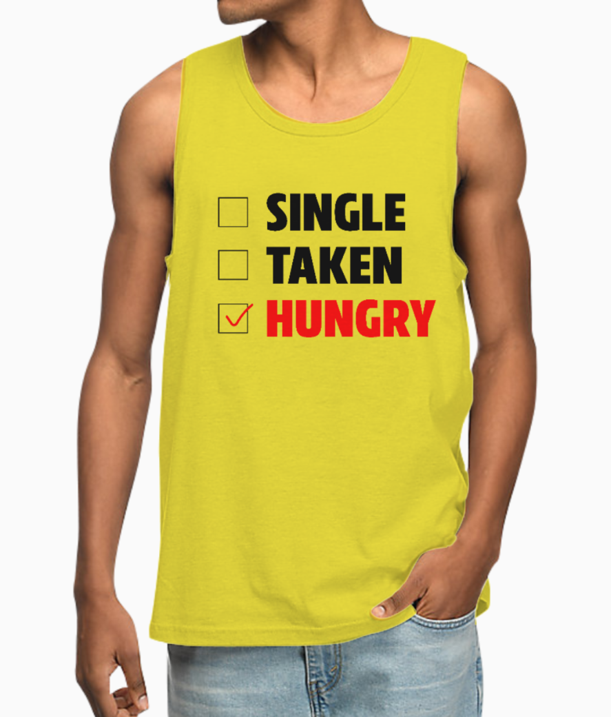 Hungryy vest front